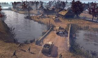 Semoskiy, nuevo mapa multijugador para Company of Heroes 2