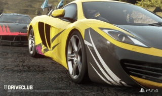 Gameplay de Driveclub