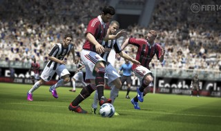 Media hora de gameplay de la versión para Xbox 360, PS3 y PC de FIFA 14