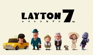 Anunciado Layton 7 para 3DS, iOS y Android