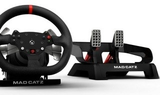 Mad Catz Force Feedback Racing Wheel para Xbox One