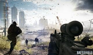 La beta abierta de Battlefield 4 ya tiene fecha de inicio
