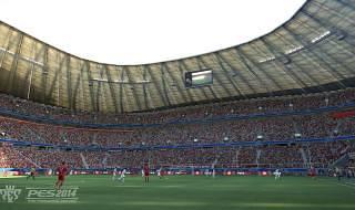 Lista de equipos y estadios de PES 2014
