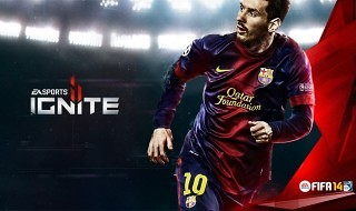Anuncio para TV de FIFA 14