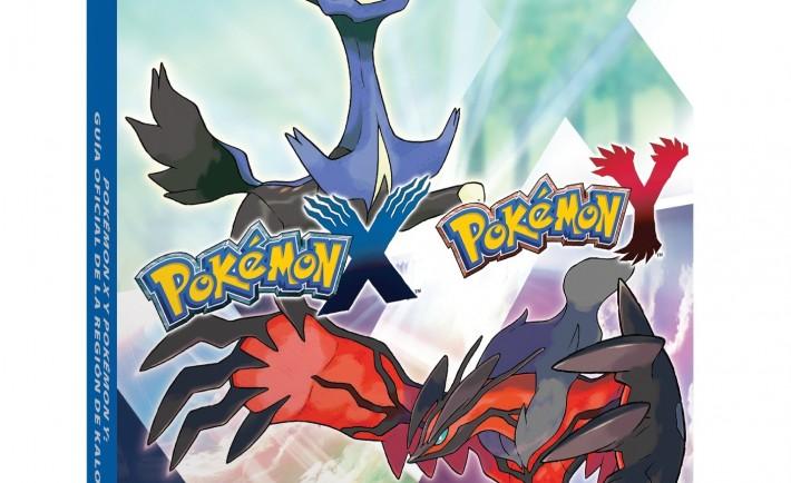 Pokemon x pokemon y guia oficial