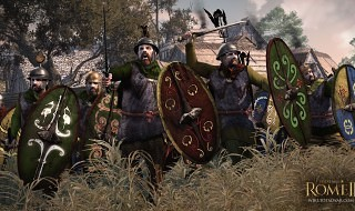 Segunda actualización para Total War: Rome II ya disponible