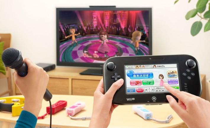 Wii Karaoke U 2