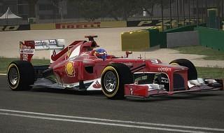 Publicada la release de F1 2013 para PS3
