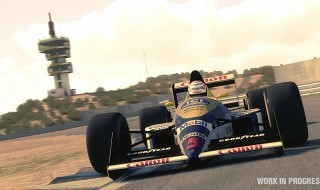 Trailer de la Classic Edition de F1 2013