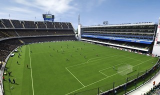 Los estadios disponibles en FIFA 14