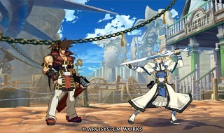 Guilty Gear Xrd -SIGN- también llegará a Playstation 4