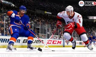 Publicada la release de NHL 14 para PS3 por Duplex