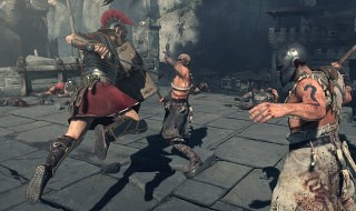 El combate en Ryse: Son of Rome
