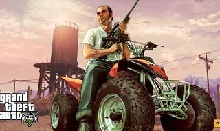 Publicada la release USA de GTA V para PS3