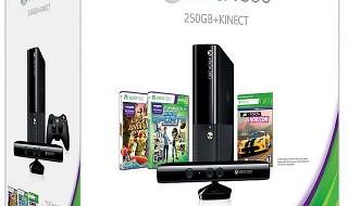 Dos nuevos packs de Xbox 360 con Kinect en camino
