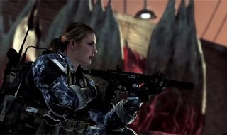 Gameplay de Extinction, el nuevo modo de juego de Call of Duty: Ghosts