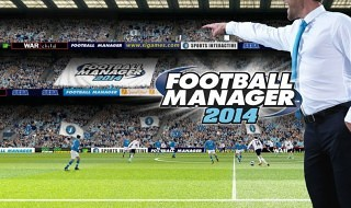 Football Manager 2014 ya disponible