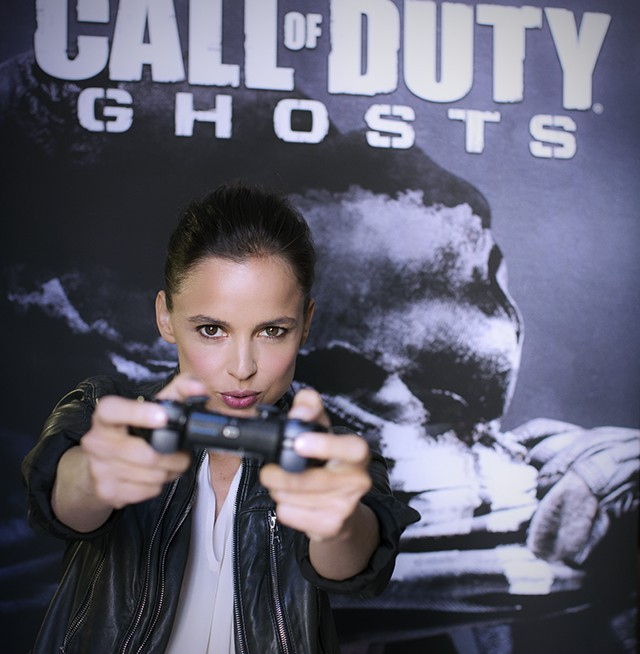 Elena Anaya Call of Duty Ghosts VI