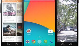 Nexus 5 anunciado oficialmente