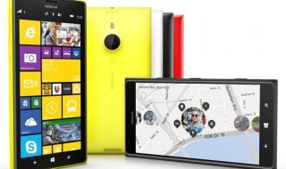 Nuevos Lumia 1520 y Lumia 1320