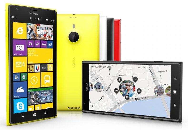 Lumia 1520