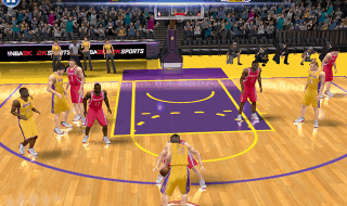 NBA 2K14 ya disponible para iOS y Android