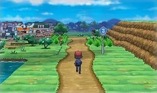 La primera hora de juego de Pokémon X y Pokémon Y
