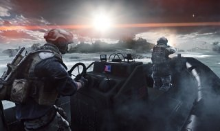 Accolades, nuevo trailer para TV de Battlefield 4