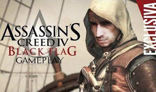 Nuevo gameplay de Assassin's Creed IV: Black Flag en PS4