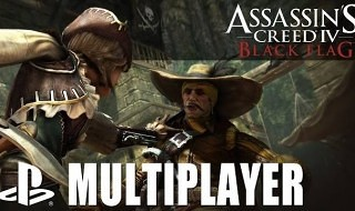 Gameplay del multijugador de Assassin's Creed IV: Black Flag en PS4