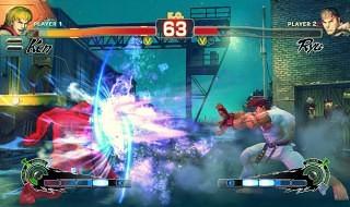 Los Double Ultra Combos y los Red Focus Attacks llegarán con Ultra Street Fighter IV