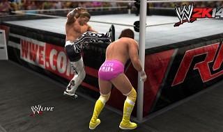 Anuncio para TV de WWE 2K14