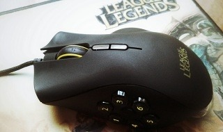 Razer Naga Hex y Goliathus LoL Collector's Edition: Review
