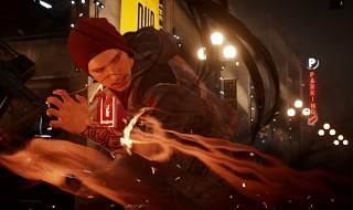Gameplay de InFamous: Second Son