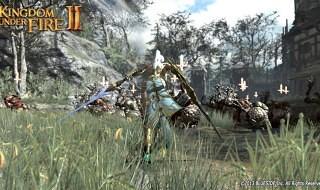 Kingdom Under Fire II confirmado para PS4