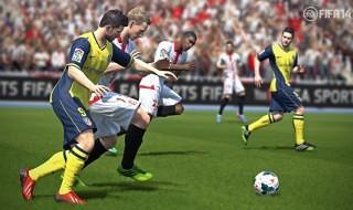 Nueva actualización de FIFA 14 para Xbox 360 y PS3