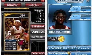 MyNBA2K14 ya disponible para iOS y Android