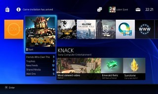 PSN tendrá algunas opciones desactivadas durante el lanzamiento de PS4