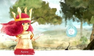 El mundo de Lemuria en Child of Light