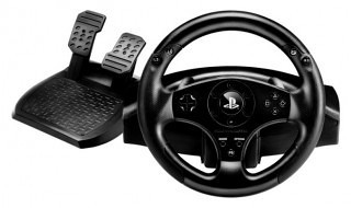T80 Racing Wheel de Thrustmaster, el primer volante para PS4