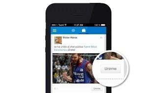 Los chats públicos llegan a la app de Tuenti para iPhone