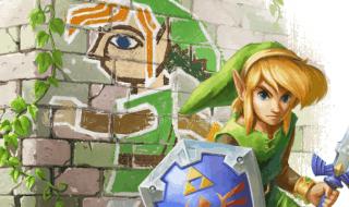Trailer de lanzamiento de The Legend of Zelda: A Link Between Worlds