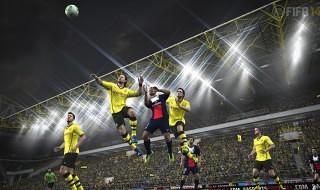 El ambiente en lo estadios de FIFA 14 para PS4 y Xbox One