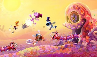 Rayman: Fiesta Run ya disponible para iOS y Android