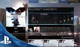 Un paseo por la interfaz de PS4