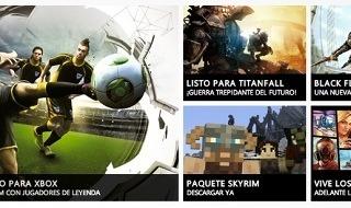 Ofertas en la Tienda Xbox Games por el Black Friday