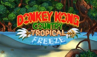 Los 20 primeros minutos de Donkey Kong: Tropical Freeze