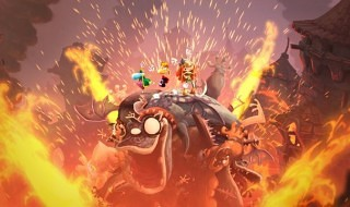 Trailer de lanzamiento de Rayman Legends para PS4 y Xbox One