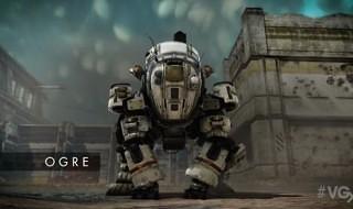 Ogre y Stryder, nuevas clases de mechas para Titanfall