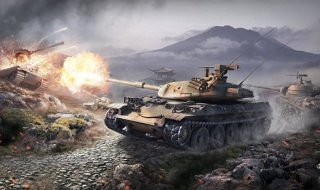 Ya disponible la actualización 8.10 de World of Tanks